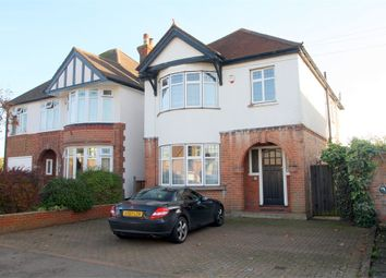 Thumbnail 3 bed detached house to rent in Park Avenue, Staines-Upon-Thames, Surrey