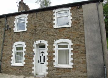 Thumbnail 3 bed property to rent in Railway Terrace, Hollybush, Blackwood