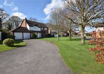 Thumbnail 5 bed detached house for sale in Five Acres, Cambridge Road, Stansted