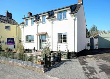 Thumbnail 3 bed detached house for sale in The Street, Wenhaston