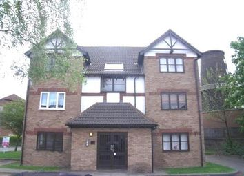 Thumbnail 2 bedroom flat to rent in Mill Close, Wisbech