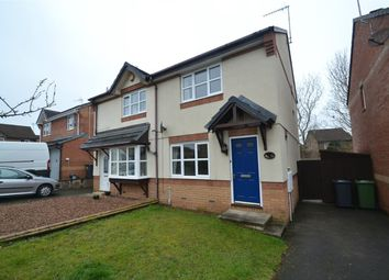 Thumbnail 2 bed semi-detached house for sale in Middle Combe Drive, Roundswell, Barnstaple
