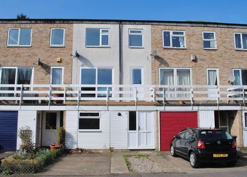 Thumbnail 4 bedroom terraced house for sale in Wilton Close, Bishop's Stortford