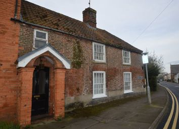 Thumbnail 3 bed semi-detached house for sale in High Street, Gosberton, Spalding