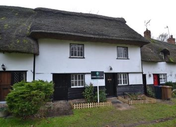 Thumbnail 2 bed terraced house for sale in Cottered, Buntingford
