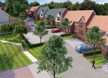 Thumbnail 2 bed flat for sale in Princes Chase, Woodlands Road, Leatherhead