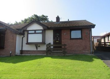 Thumbnail 2 bed bungalow to rent in Lon Brynawel, Llansamlet, Swansea