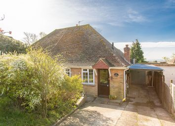 Thumbnail 3 bed semi-detached bungalow for sale in Springpark, Mutton Hall Lane, Heathfield