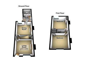 Thumbnail 2 bedroom cottage to rent in Primrose Gardens, Bushey