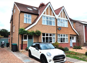 Thumbnail 5 bed semi-detached house for sale in Dysart Avenue, Ham/Kingston