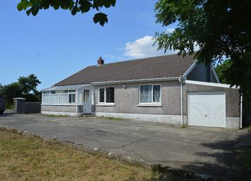 Thumbnail 4 bed bungalow to rent in Portfield Gate, Haverfordwest