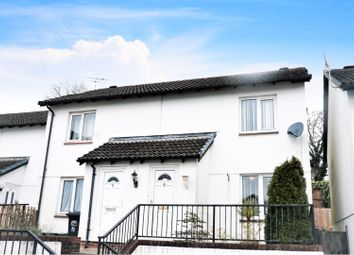 Thumbnail 2 bed semi-detached house for sale in Ashmill Court, Newton Abbot