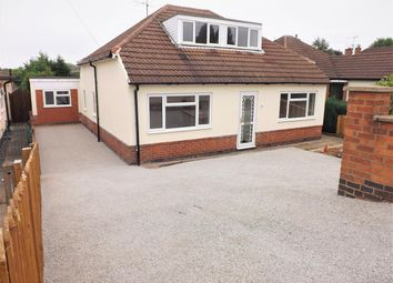 Thumbnail 4 bed bungalow for sale in Wanlip Road, Syston, Leicester