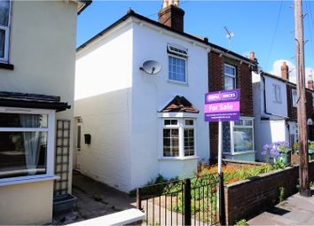 Thumbnail 2 bedroom semi-detached house for sale in Ivy Road, St Denys