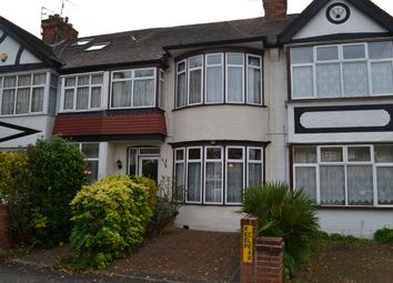 Thumbnail 3 bedroom terraced house to rent in Ainslie Wood Crescent, Chingford, London
