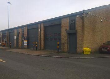 Thumbnail Warehouse to let in Unit 41, 42 & 43 Fairways Business Centre, Lammas Road, Leyton