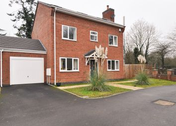 Thumbnail 5 bed detached house for sale in Oaks Court, Church Hill North, Redditch