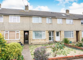 Thumbnail 3 bed terraced house for sale in Harrison Road, Worthing