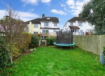 Thumbnail 4 bed semi-detached house for sale in Mayfield Crescent, Patcham, Brighton, East Sussex