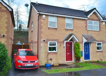 Thumbnail 2 bed semi-detached house for sale in Y Felin Ffrwd, Caerphilly