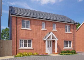 Thumbnail 4 bed detached house for sale in The Raglan, Blackthorn Lane, Rockbeare, Exeter, Devon