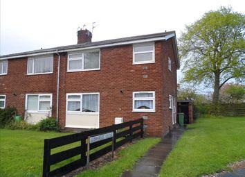 Thumbnail 1 bedroom flat to rent in Somerset Close, Ashington