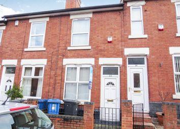 Thumbnail 2 bedroom terraced house for sale in Sackville Street, Derby