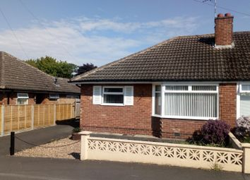 Thumbnail 2 bed bungalow to rent in St. Pauls Drive, Syston, Leicester