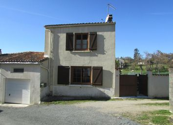 Thumbnail 2 bed property for sale in Vouharte, 16330, France