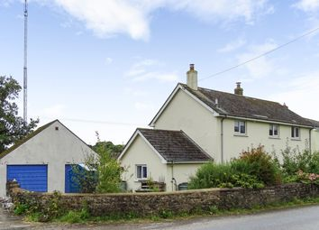 Thumbnail 3 bedroom detached house for sale in South Molton
