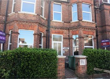 Thumbnail 2 bed flat for sale in 71 Broadmead Road, Folkestone