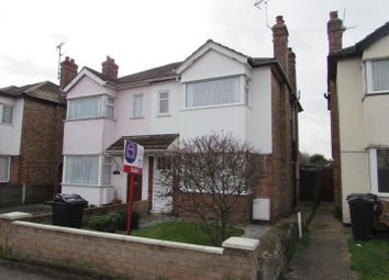 Thumbnail 3 bed semi-detached house to rent in Warwick Crescent, Clacton-On-Sea