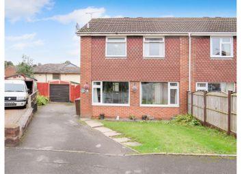 Thumbnail 3 bed semi-detached house for sale in Rushton Avenue, Cheadle, Stoke-On-Trent