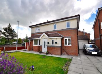 Thumbnail 3 bedroom detached house for sale in Wells Drive, Dukinfield