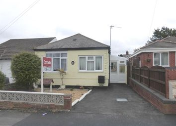 Thumbnail 1 bed detached bungalow for sale in Linden Avenue, Halesowen