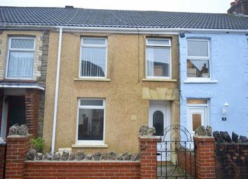 Thumbnail 3 bed terraced house for sale in Benson Street, Penclawdd, Swansea