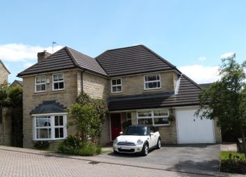 Thumbnail 4 bed detached house for sale in Lark Vale, Bingley