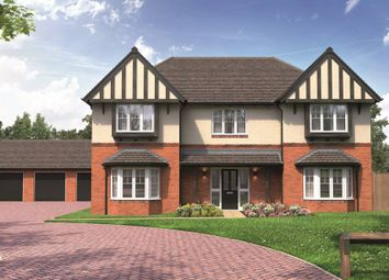 "Thumbnail 5 bed property for sale in ""The Ulhurst"" at School Road, Salford Priors, Evesham"