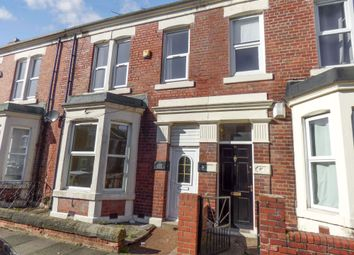 Thumbnail 5 bed terraced house for sale in Cheltenham Terrace, Heaton, Newcastle Upon Tyne