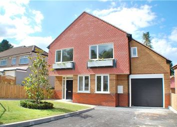 Thumbnail 4 bed detached house for sale in Waddington Avenue, Coulsdon, Surrey