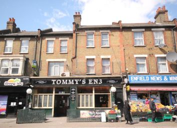 Thumbnail 3 bed flat for sale in Hertford Road, Enfield