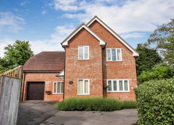 Thumbnail 4 bed detached house for sale in The Green, Whiteparish, Salisbury