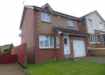 Thumbnail 3 bed detached house for sale in Deanstone Walk, Carnbroe, Coatbridge, North Lanarkshire