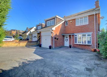 Thumbnail 4 bed detached house for sale in East Hanningfield Road, Rettendon Common, Chelmsford