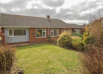 Thumbnail 2 bed semi-detached bungalow for sale in Windmill Rise, Hundon, Sudbury