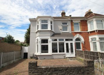 Thumbnail 3 bed end terrace house for sale in Hazeldene Road, Ilford