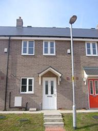 Thumbnail 2 bed terraced house to rent in Winston Churchill Way, Hessle