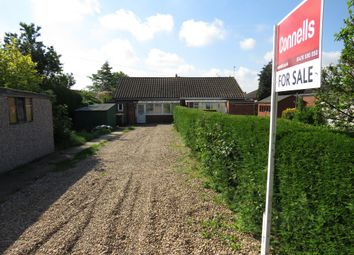 Thumbnail 2 bed semi-detached bungalow for sale in South Parade, Caythorpe, Grantham