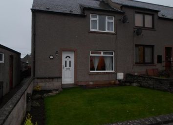 Thumbnail 3 bed end terrace house to rent in Jeanfield Road, Forfar