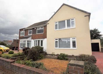 Thumbnail 3 bed property to rent in Meldon Avenue, Fawdon, Newcastle Upon Tyne